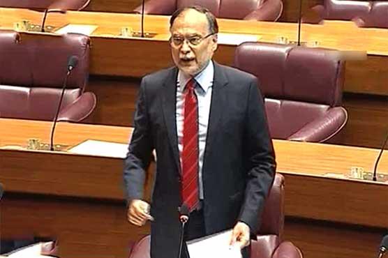 'Inexperienced' PM has failed to take steps to contain COVID-19: Ahsan Iqbal