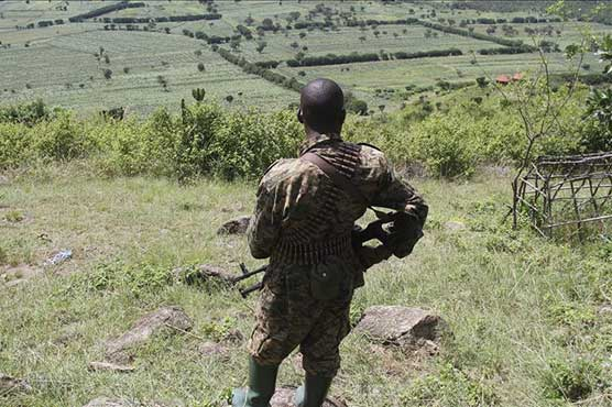 Armed group kills 20 villagers in northeast Congo
