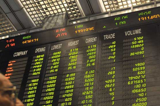 PSX loses 225.74 points to close at 33,932.81 points