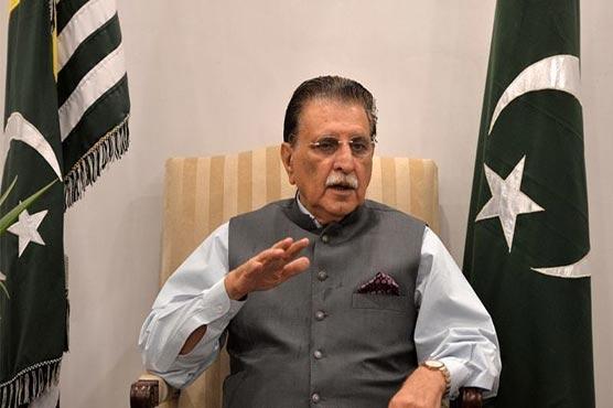 Kashmiris celebrating Eid-ul-Fitr with Pakistan instead of India: PM Raja Farooq