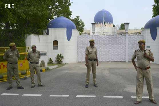 Two Pak High Commision Officials Caught spying In Delhi