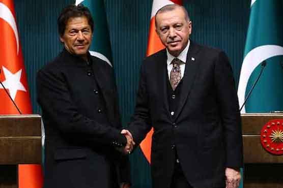 PM Imran Khan phones Turkish President Erdogan, expresses sorrow over quake losses