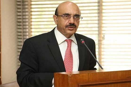 AJK president pledges to carry forward mission of Jammu martyrs