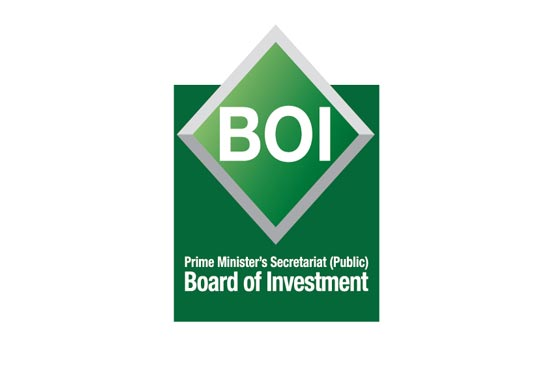 BOI to organize 'CPEC Investment Conference' on Nov 25