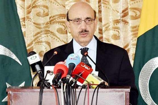 Biden must play role in resolving Kashmir issue: AJK President