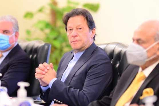 Recovering economy spells trouble for opposition: PM Imran