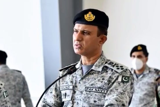 Maritime security has pivotal role with regards to CPEC: Naval Chief
