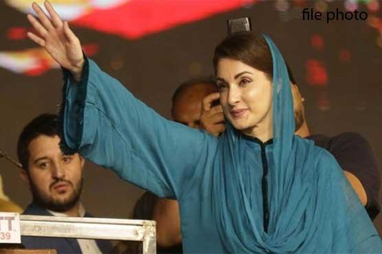 No talks with establishment till PTI in power: Maryam Nawaz