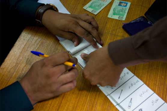 گلگت بلتستان الیکشن: حلقہ دیامر 4، چوبیس پولنگ سٹیشن انتہائی حساس قرار