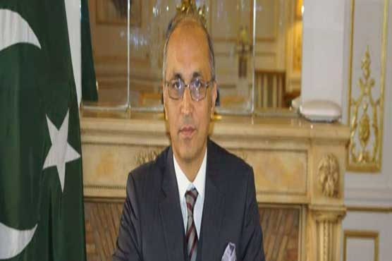 Pakistan, China working on transportation projects under CPEC: Ambassador Haque