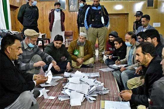 گلگت بلتستان کا میدان تحریک انصاف نے مار لیا، نو نشستوں پر فاتح