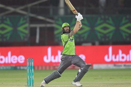 David Wiese all-round performance secures final berth for Lahore Qalandars
