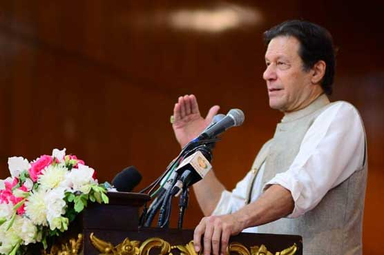 Country will not progress just by selling yarn, mangoes: PM Imran