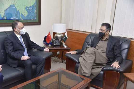 Planning minister, Chinese envoy vow to successfully implement CPEC phase-2