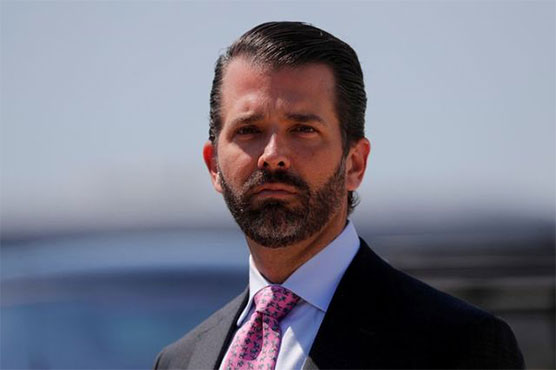 Coronavirus: Donald Trump Jr tests positive for Covid-19