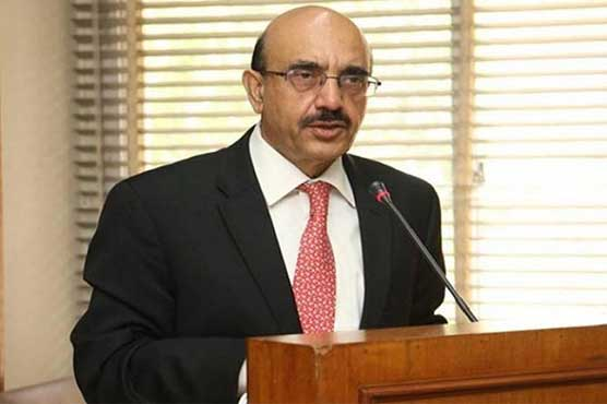 AJK President terms Nagrota encounter as orchestrated drama