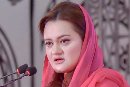 Marriyum Aurangzeb demands release of Hamza, Shehbaz on parole