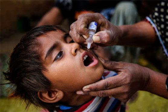 Five-day national polio immunization drive starts today