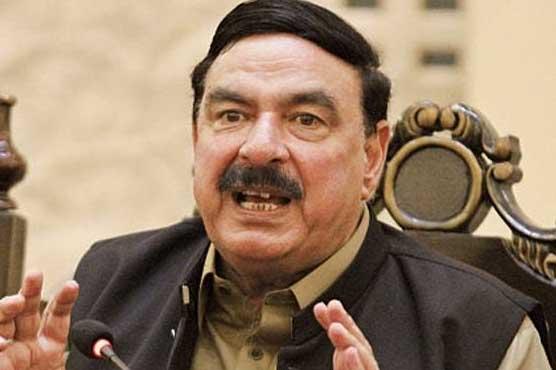Nawaz Sharif major impetus in conspiracy against CPEC: Sheikh Rashid