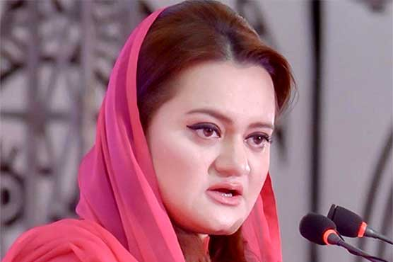 Shehbaz Sharif jailed for standing with Nawaz's narrative: Marriyum Aurangzeb