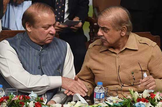 Petition seeking ban on Sharif brothers' speeches set for hearing in IHC