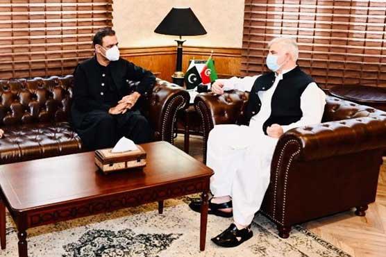 CM, Asim Bajwa agree to inaugurate Rashkai Economic Zone soon