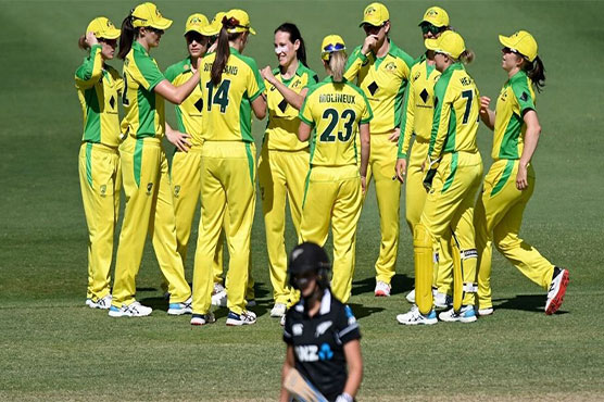 Australia women equal ODI world record with New Zealand victory
