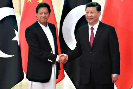 Chinese president congratulates PM Imran on his birthday