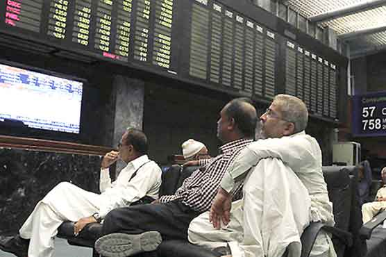 PSX witnesses bearish trend as KSE-100 down by 588.61 points