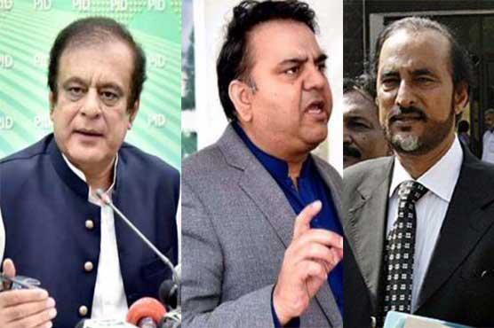 Govt ministers slam Capt Safdar for shouting 'Vote ko izzat do' at resting place of Quaid-e-Azam