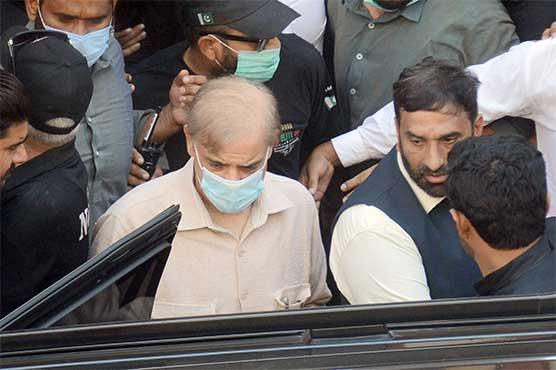 Court sends Shehbaz Sharif to jail on judicial remand