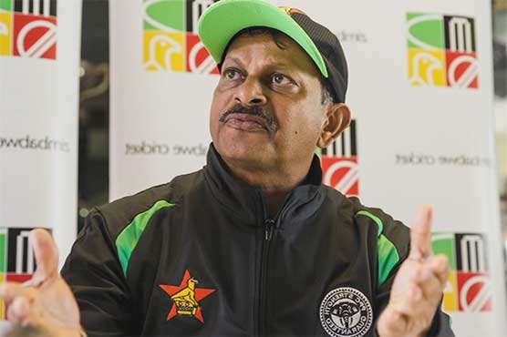 Zimbabwe coach Lalchand Rajput exempted from touring Pakistan