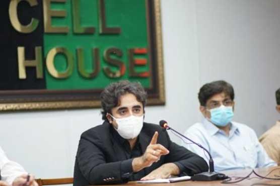 Who took IGP Sindh away ahead of Capt (r) Safdar's arrest, asks Bilawal