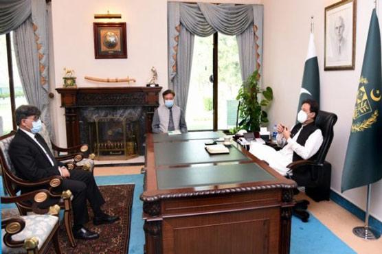 PM Imran, Attorney General discuss various pending cases