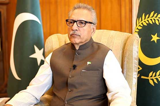 China lauds President Alvi's remarks about CPEC