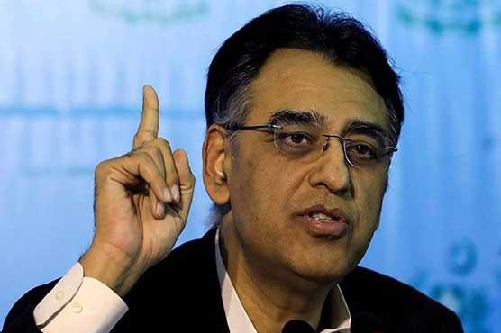 Asad Umar, KP CM discuss provincial projects under CPEC