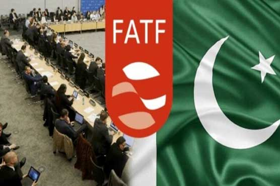 Pakistan to remain on FATF's grey list till February 2021