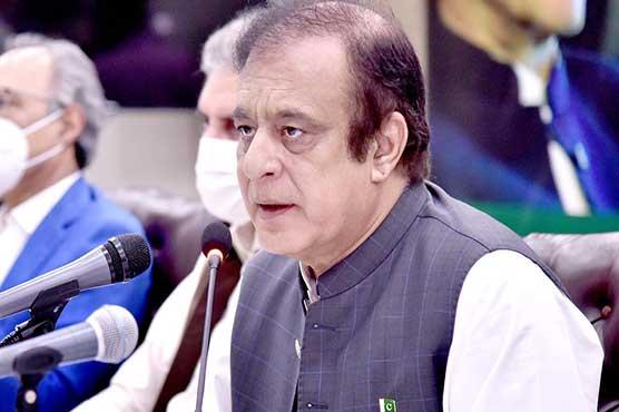 Absconders cannot be flag bearers of democracy: Shibli Faraz