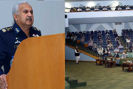 PAF is striving to make country's defence invincible: Air Chief