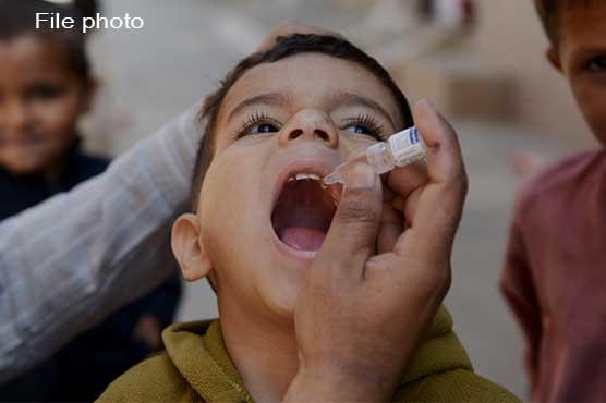 Governors of KP, Nangarhar launch anti-polio drive at Pak-Afghan border