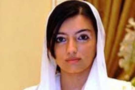 Polio vaccine only way to protect children from disability: Asifa Bhutto
