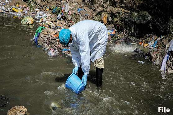 Poliovirus detected in sewage from Multan