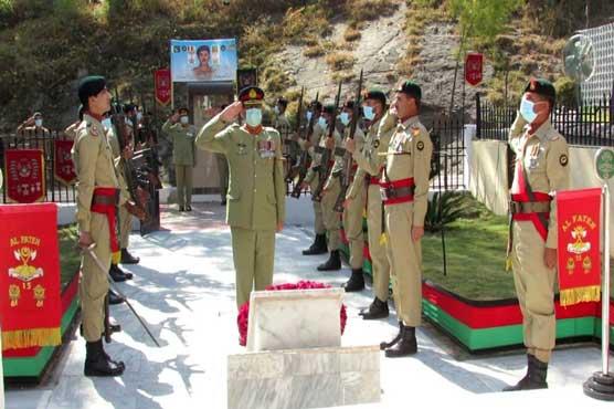 72nd martyrdom anniversary of Naik Saif Ali Janjua Shaheed being observed today
