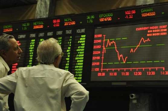 PSX loses 468.64 points to close at 41,381 points