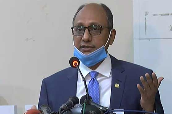 Saeed Ghani confirms possibility of closing schools again