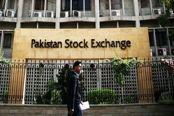 PSX witnesses bearish trend as KSE-100 down by over 1400 points