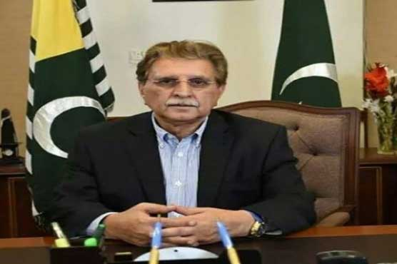 AJK PM lauds sacrifices of AJK-LoC population for defense of motherland