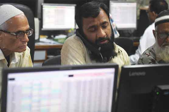 PSX sheds 1298.86 points to close at 39,888 points