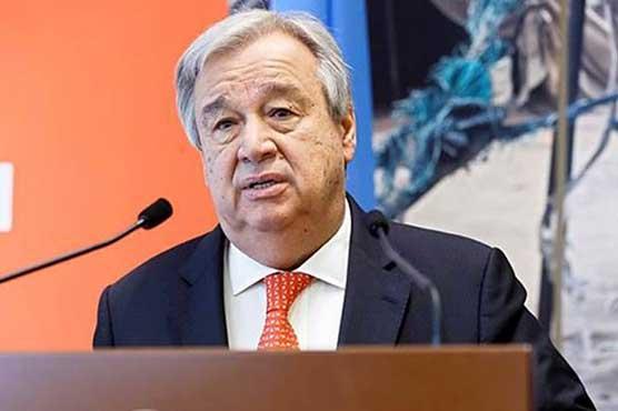 UN chief deplores persistent lack of women in peace efforts