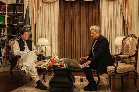 US is wrong to think India will contain China: PM Imran Khan